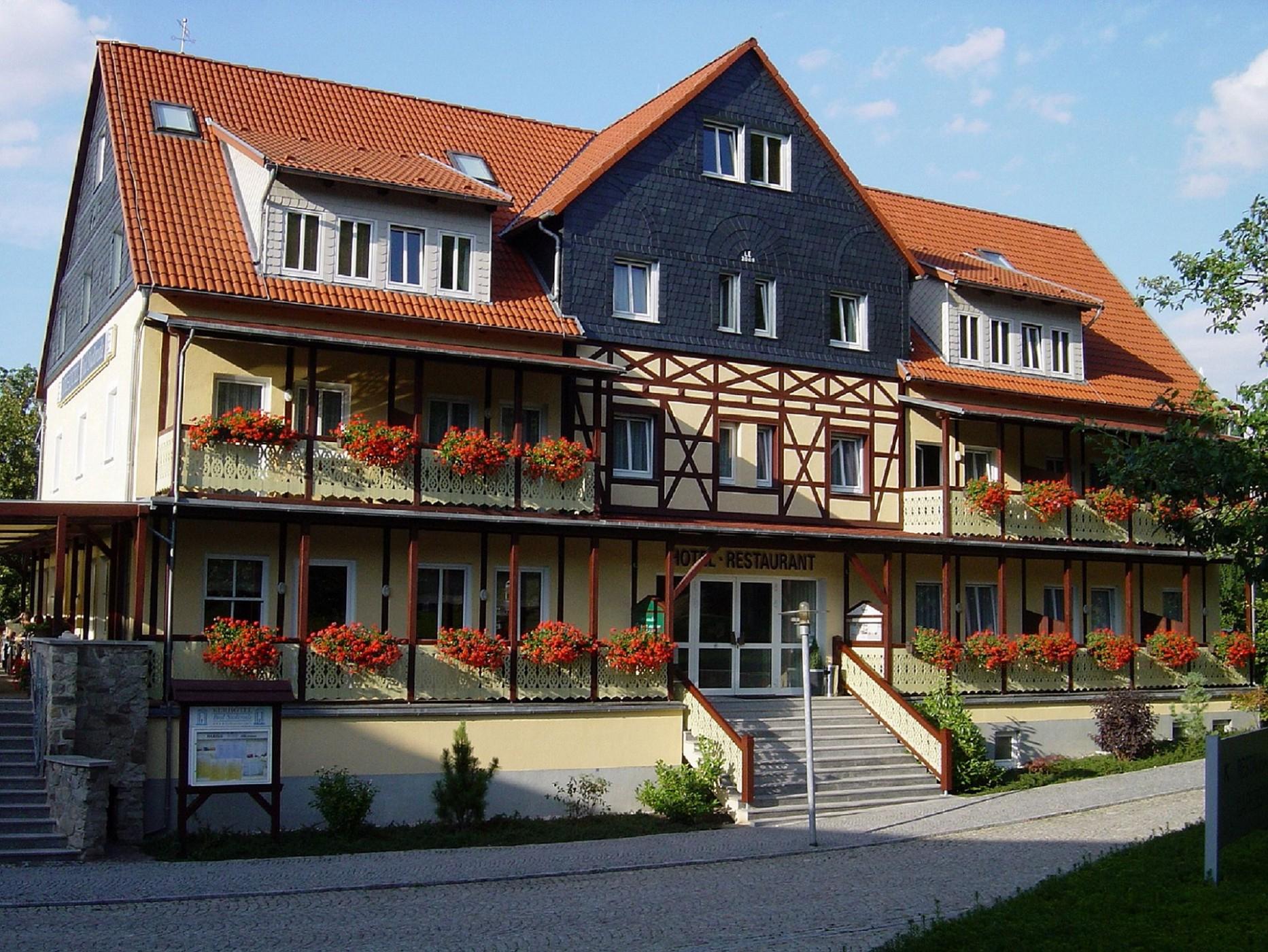 BrainLight-Lounge im Kurhotel Bad Suderode